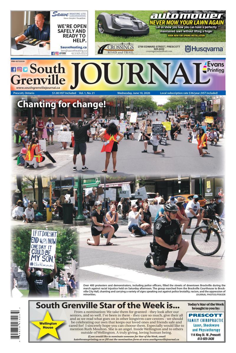South Grenville Journal June 10, 2020