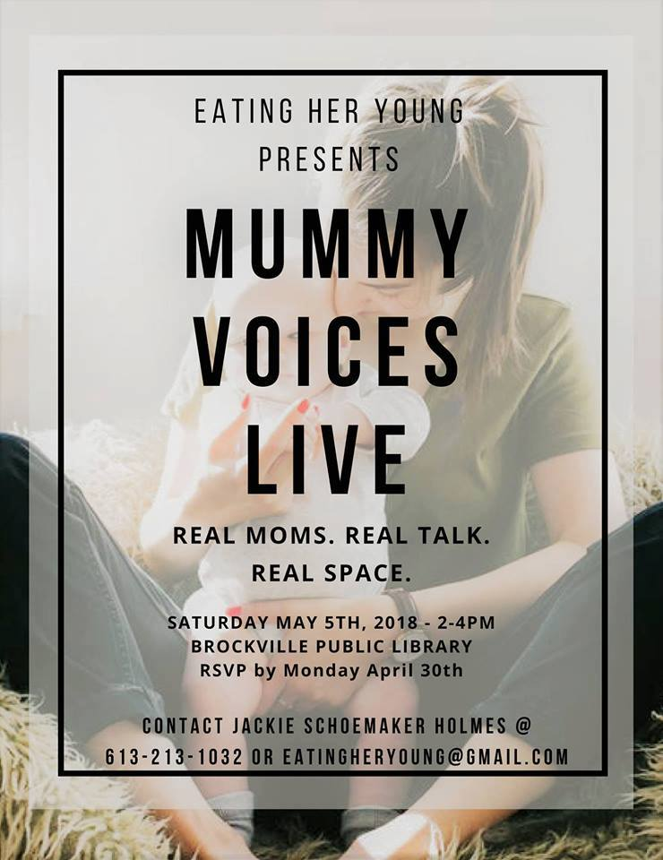 Modern Motherhood - Mummy Voices LIVE is sure to inspire with some serious mom truth bombs