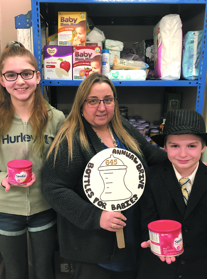Annual campaign raises funds for food bank