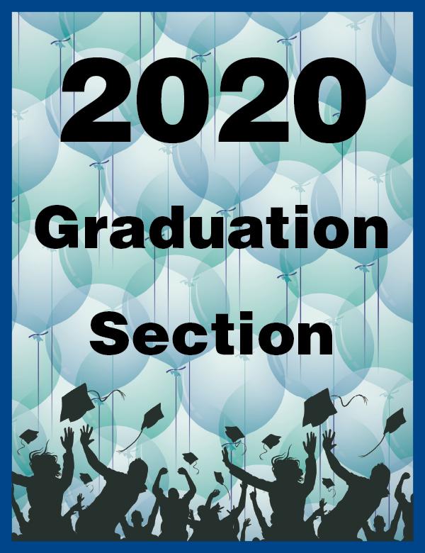 2020 Graduation Section