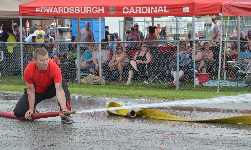 Firefighter games ignite crowds in North Augusta