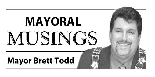 Mayoral Musings