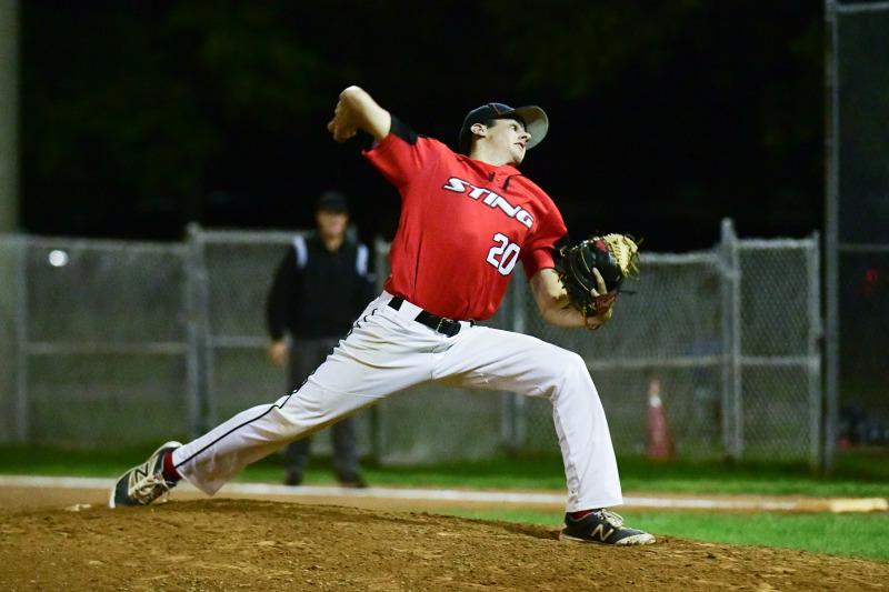 Local pitcher celebrates successful rookie season