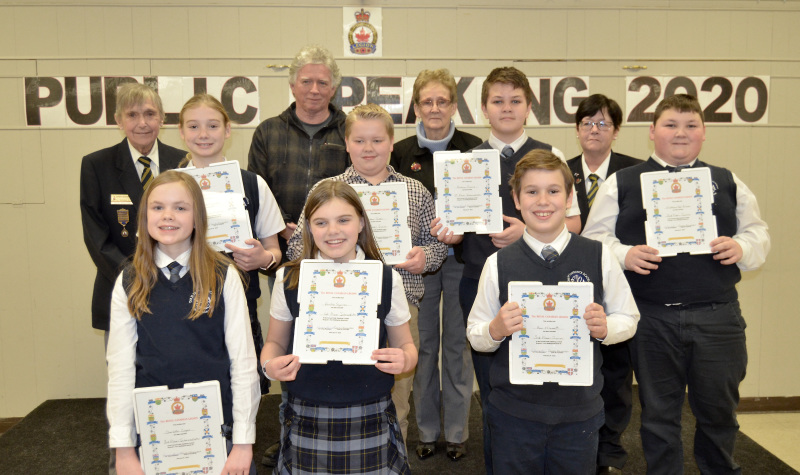 Local students wow at annual competition