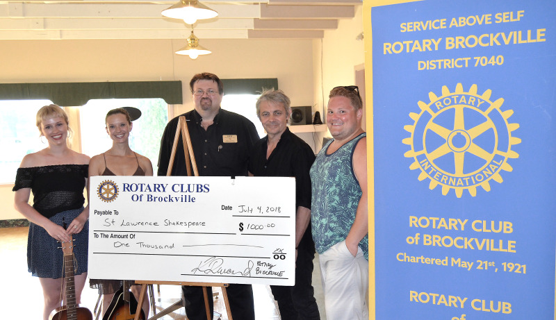Rotary Club continues to support the Prescott community