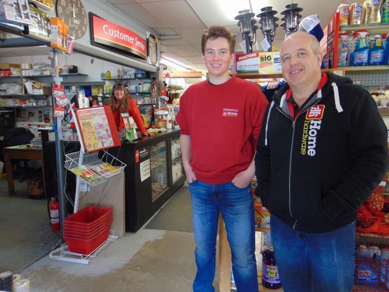 Hardware store a vital member of rural community