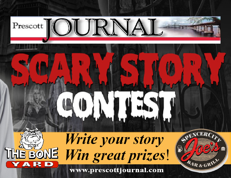 2017 Prescott Journal Scary Story contest !!