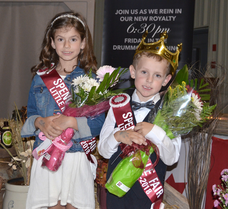 Spencerville fair royalty is calling for contestants.