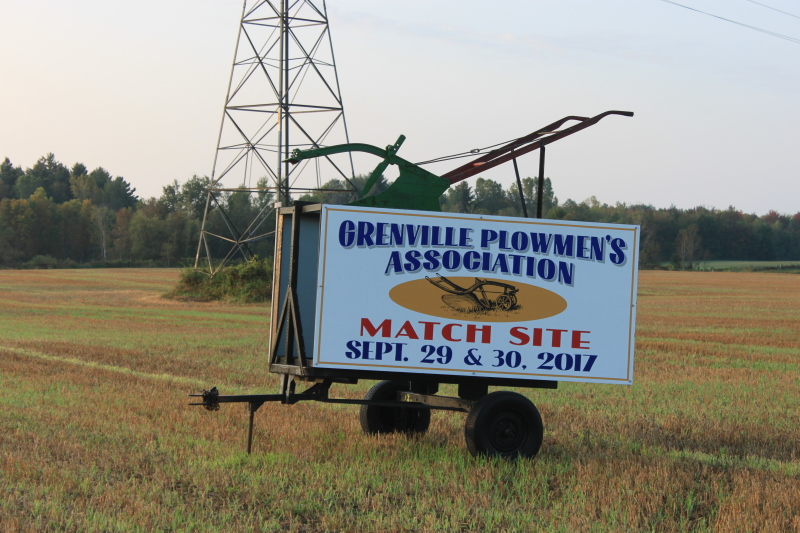 Plowing match hosted in Edwardsburgh-Cardinal