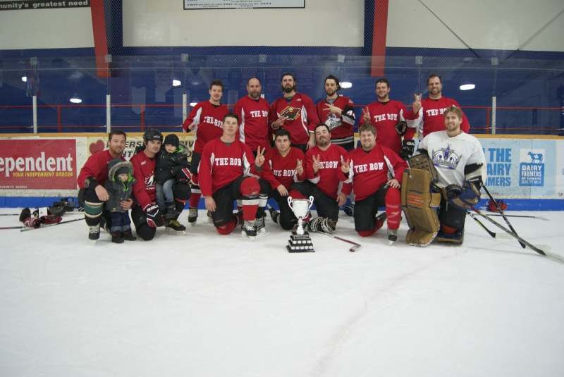 Biggest adult hockey tournament images 400