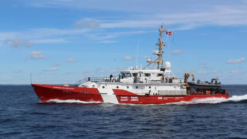 Canadian Coast Guard recruiting trainees for Marine Communications and Traffic Services in Prescott