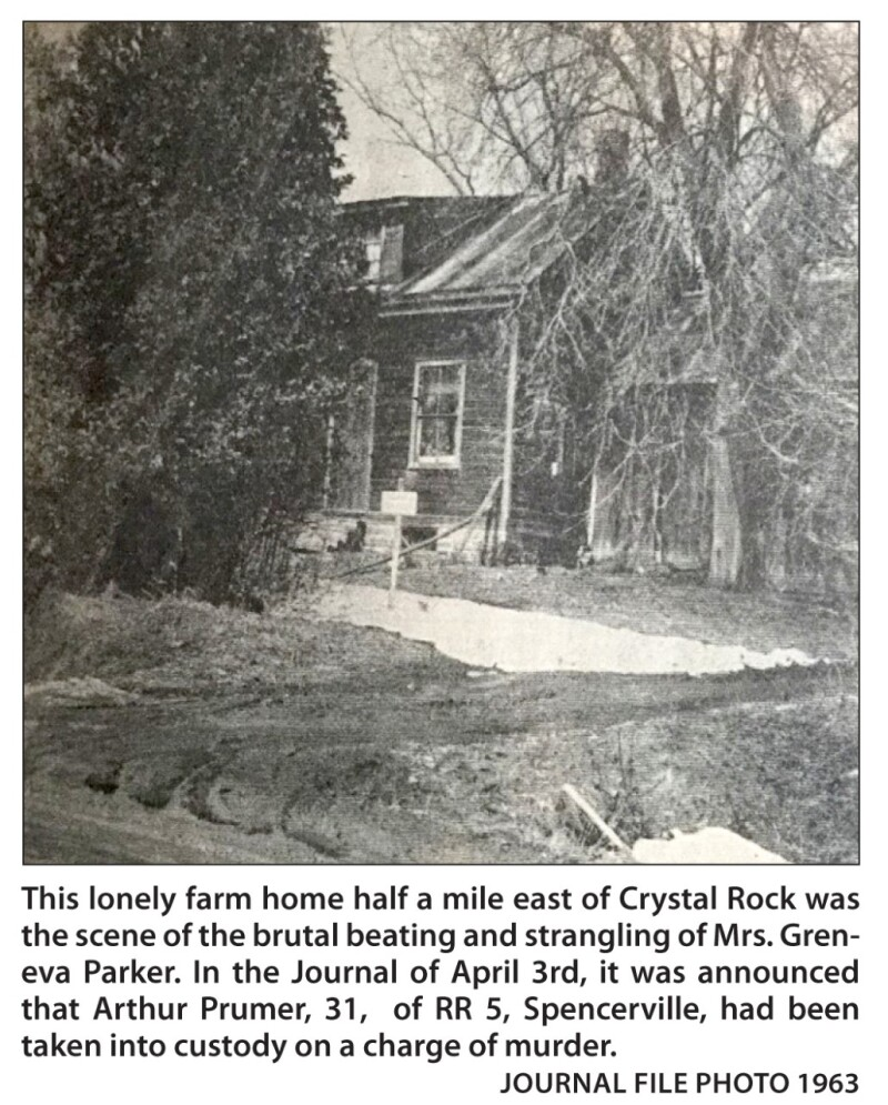 Shattering Crystal Rock - A hometown homicide, the conclusion