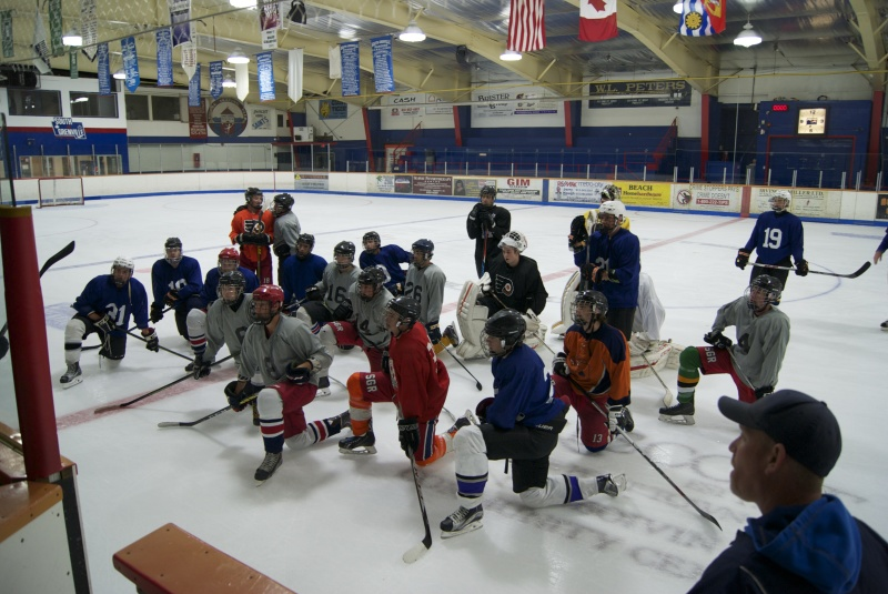 Junior hockey returns to South Grenville this weekend