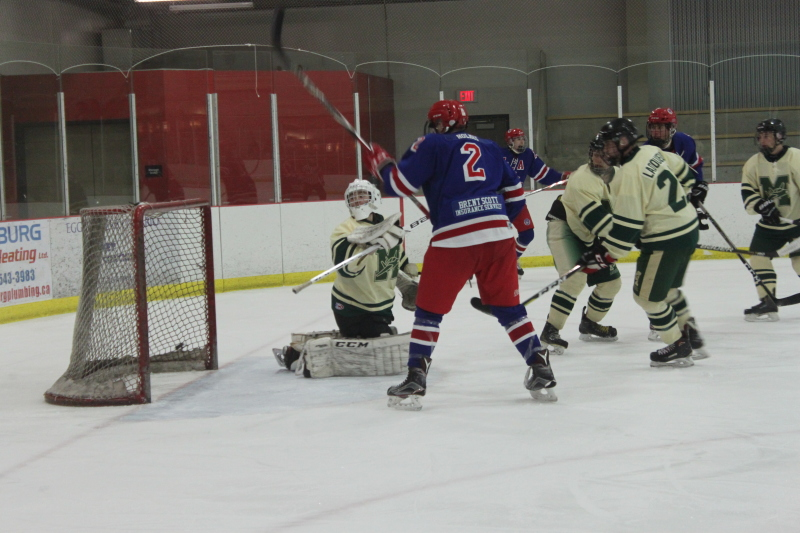 Rangers sweep Jets, move on to NCJHL semi-finals