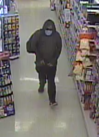 Public Assistance Requested in Identification of Prescott Robbery