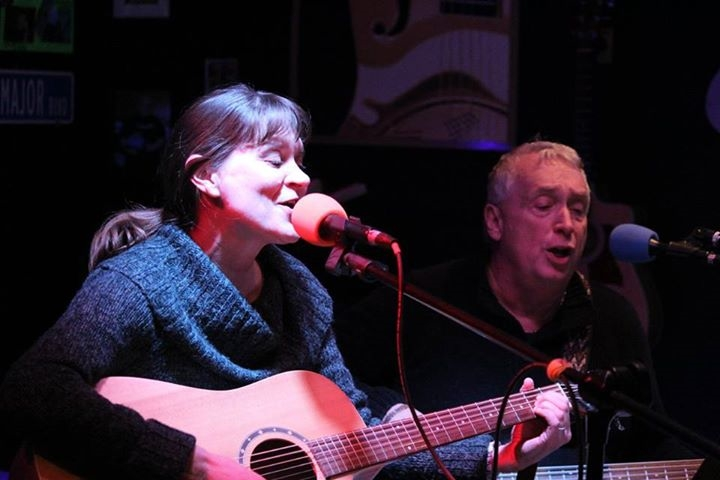 Husband-wife duo a hit with local music fans